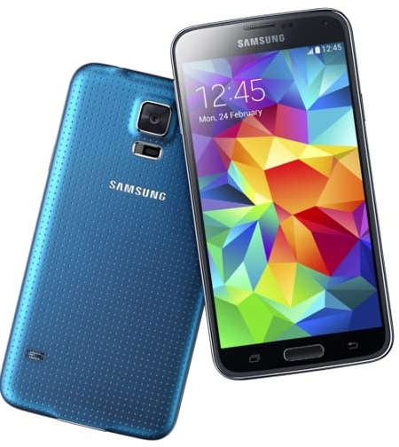 Samsung Galaxy S5 Android Smartphone