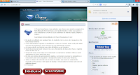Novo gerenciador de download do Firefox 20 - download concluído