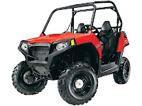 2012 Polaris Ranger RZR 800 ATV pictures 1