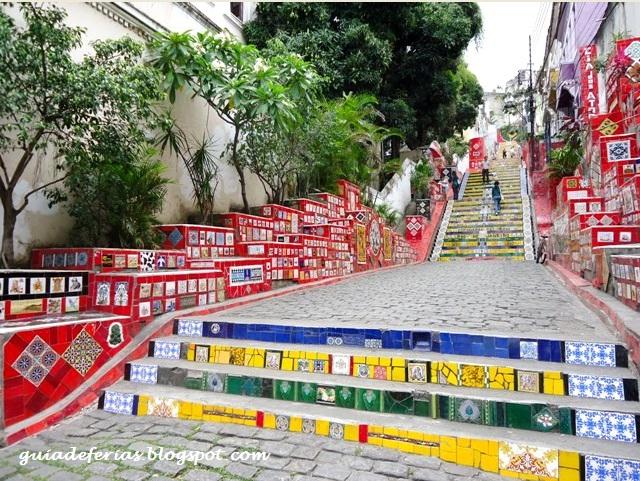 roteiro Rio de Janeiro 5 dias murais