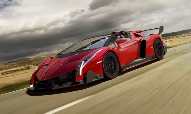 Lamborghini Veneno - $4.3 Million - Enough Said…