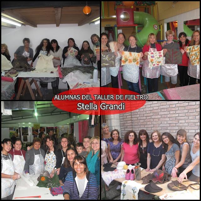 TALLERES DE FIELTRO 2013: ABIERTA LA INSCRIPCION
