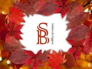 logo soundbook per autunno