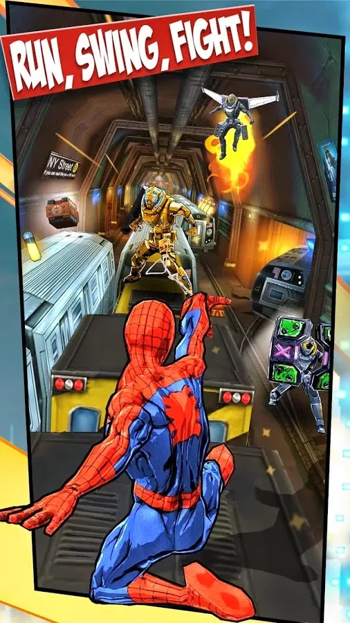 Spider-Man Unlimited v1.3.0f Mega Mod