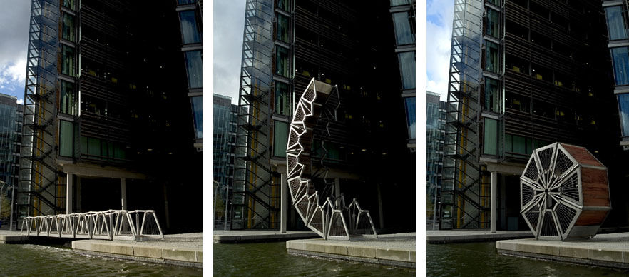 Sttttomboyyyle thomas heatherwick architect for Architecture londres