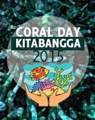 Menuju Coral Day 2015 KiTaBangGa