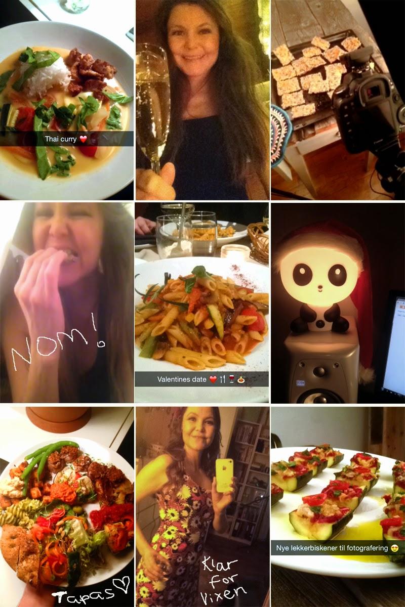 Veganmisjonen Snapchat Janesmat