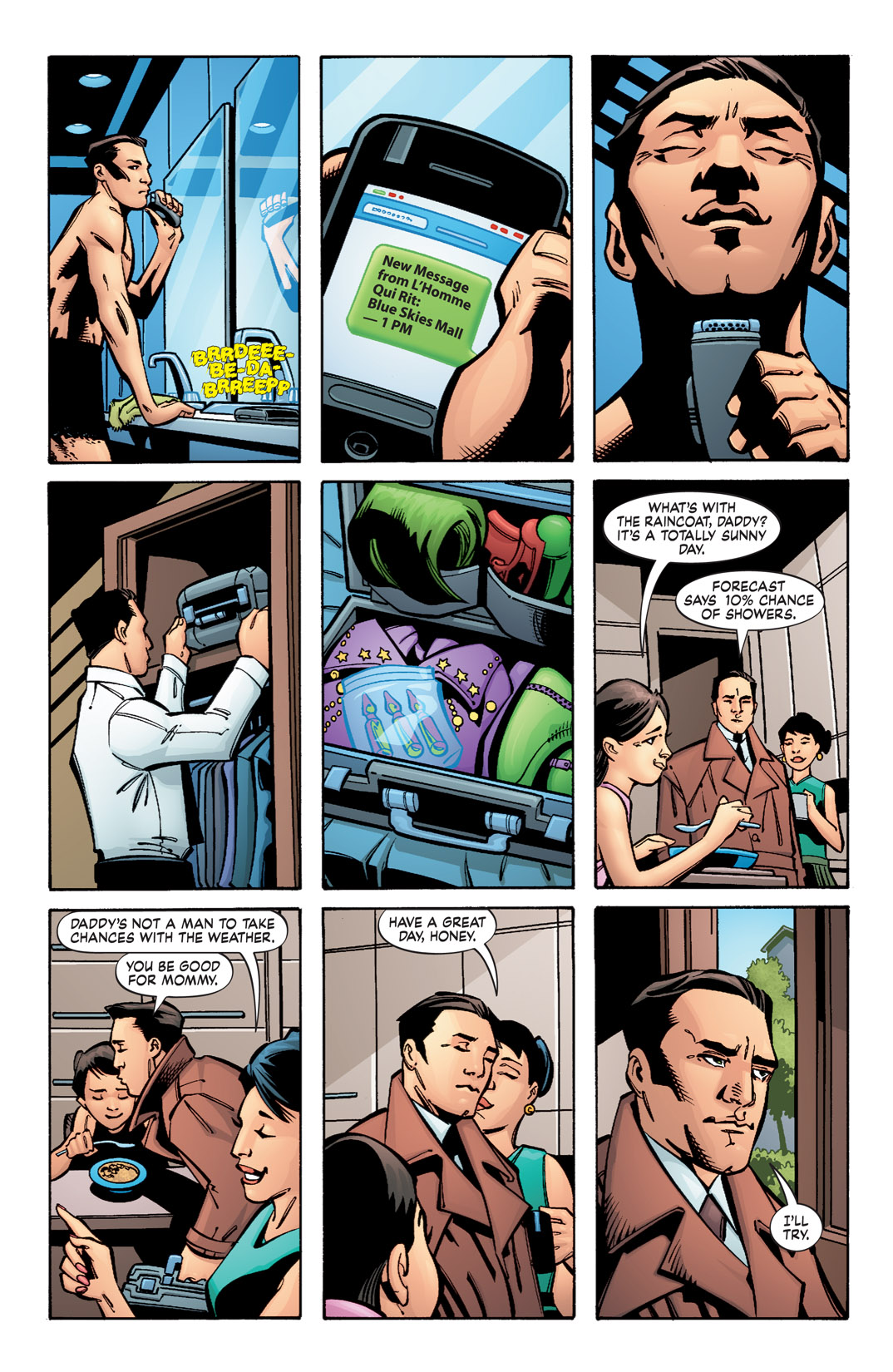 Detective Comics (1937) Issue #867 Page 2