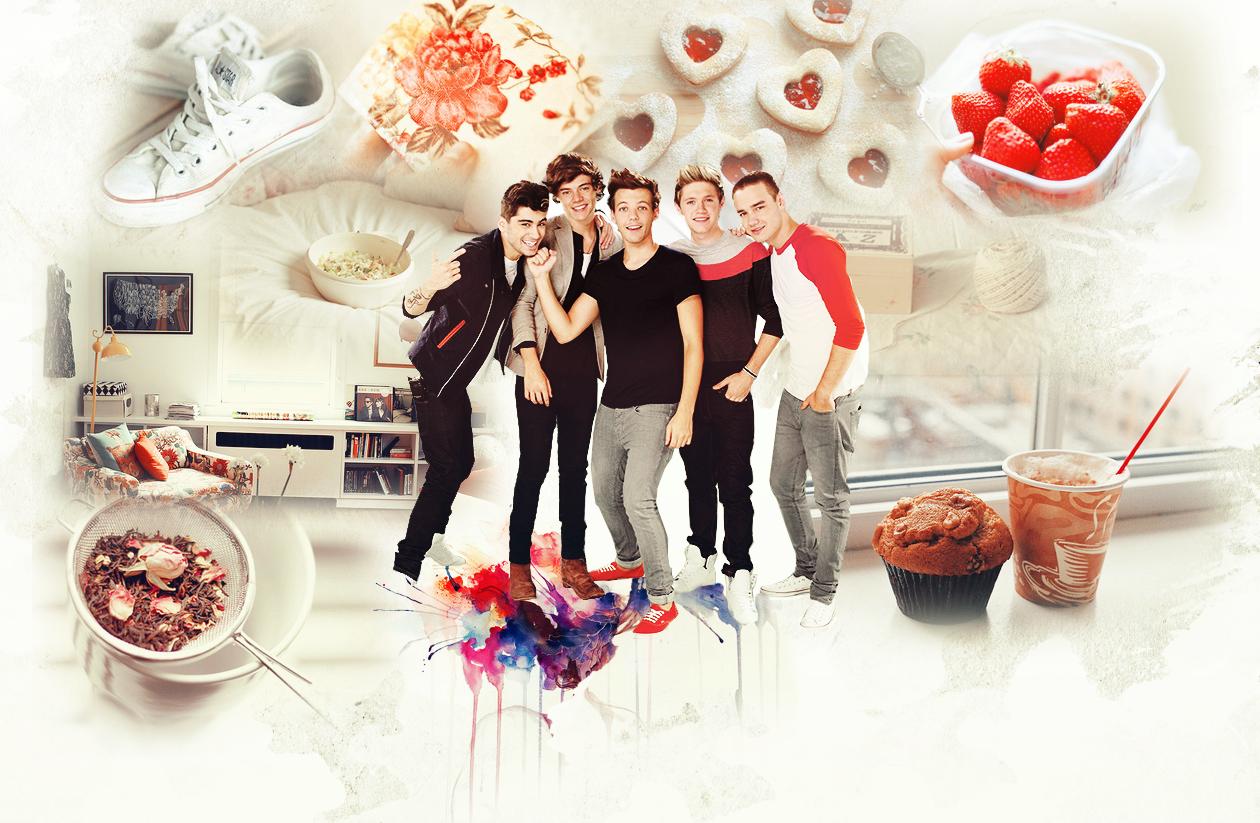 One Direction - opowiadania