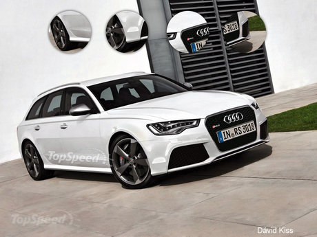 Audi on 2013 Audi Rs6 Avant   Auto News