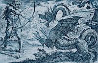 El dragón Ladón - Ladon the dragon