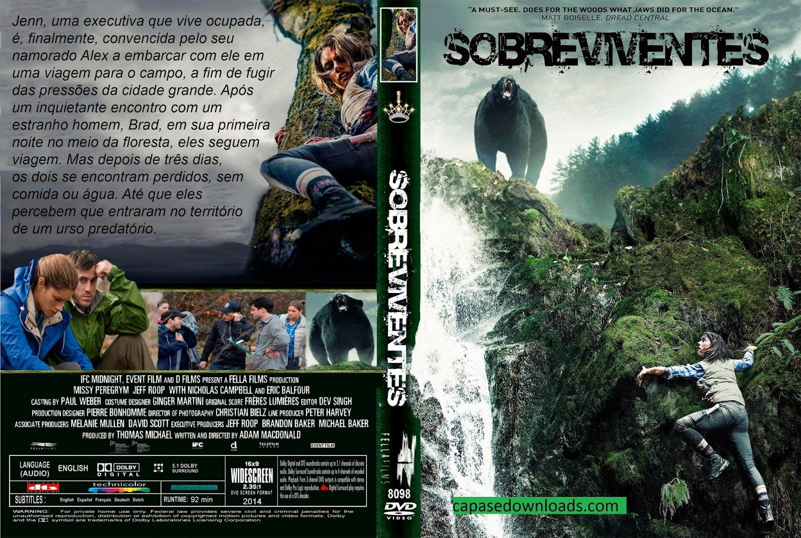 Sobreviventes DVDRip XviD Dual Áudio sobrevivente