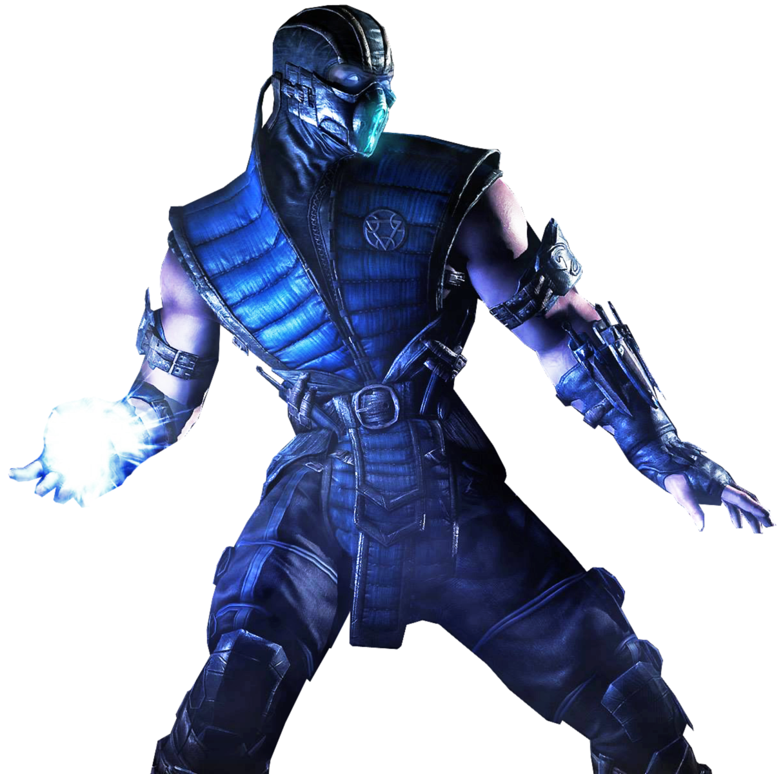 Scorpion x sub zero mortal kombat x