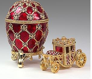 Fabergé Faberge-Egg-stpetersburg