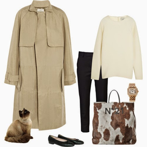 Camel Coats - Cool Chic Style Fashion
