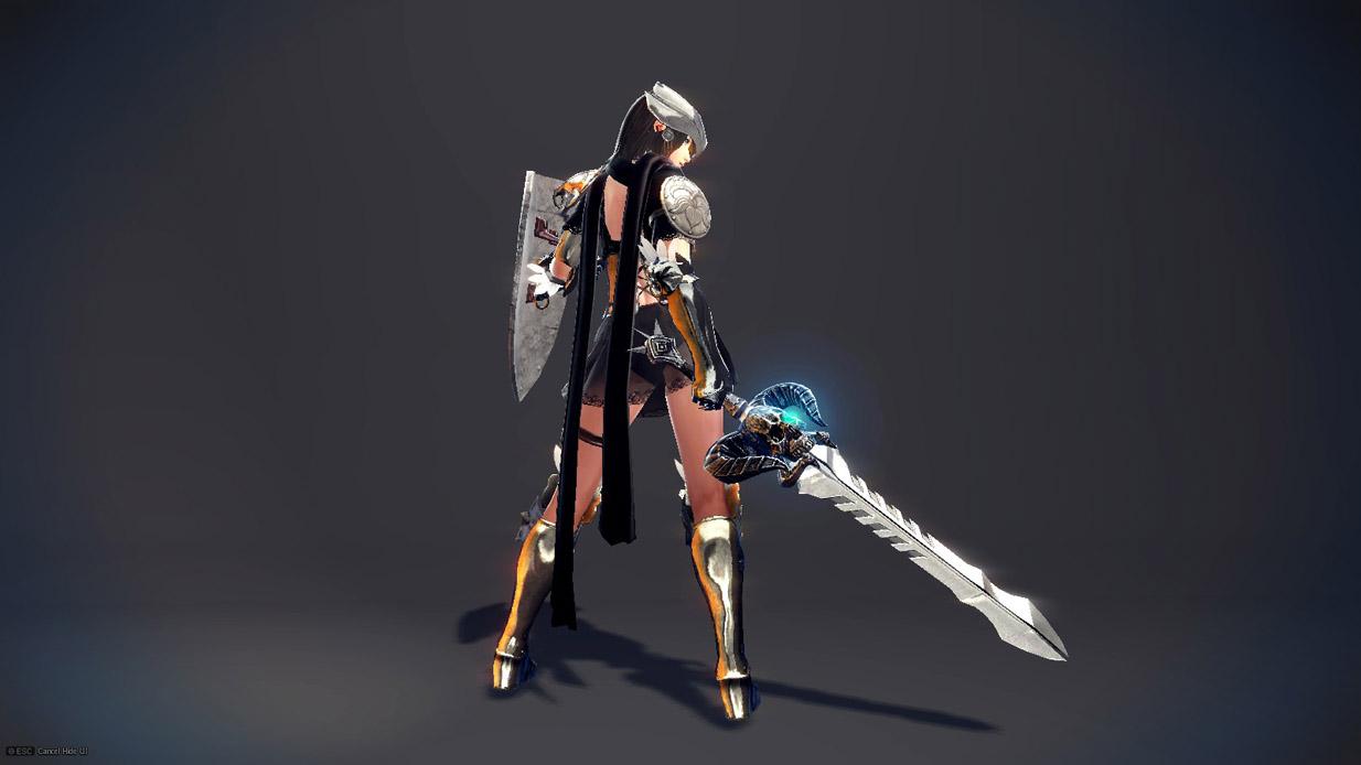 Vindictus Fiona Armor Sets