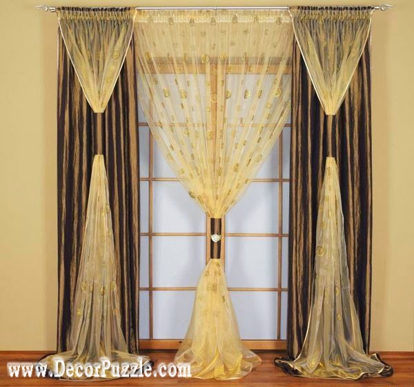 stylish curtains for french doors, french style curtains 2015 2016