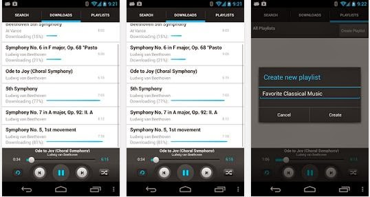 best music downloader for android Paradise