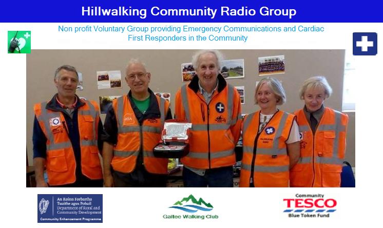 Hillwalking Community Radio Group