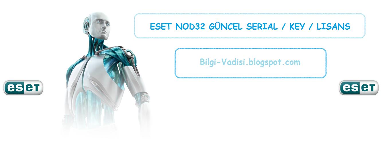 Eset Nod32 Güncel Key,Eset Nod32 Güncel Serial,Eset Nod32 Güncel Nov.