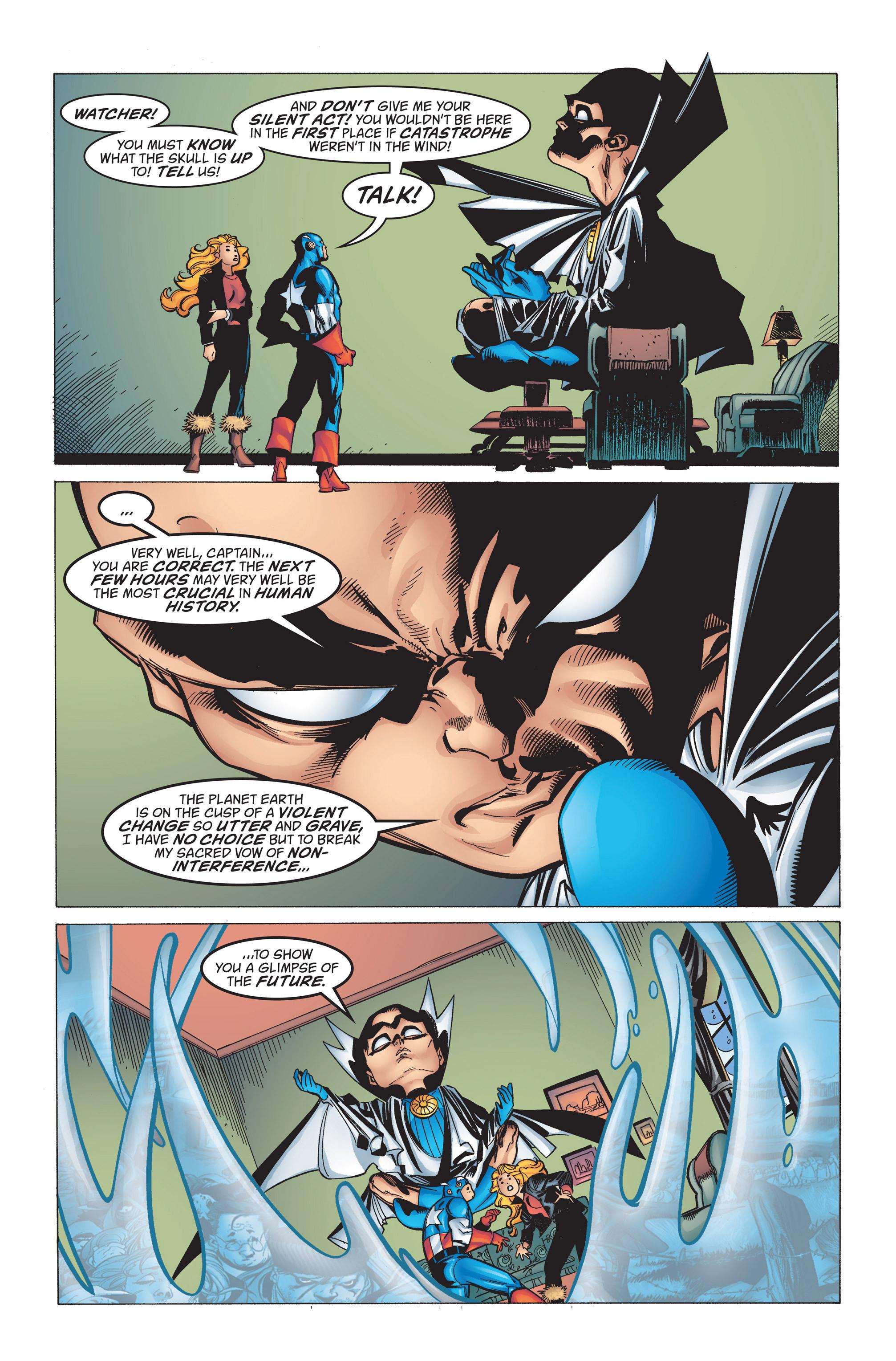 Captain America (1998) Issue #15 #21 - English 20