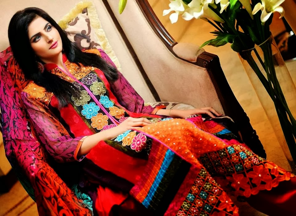 Salam's Textile Gorgeous Lawn Collection