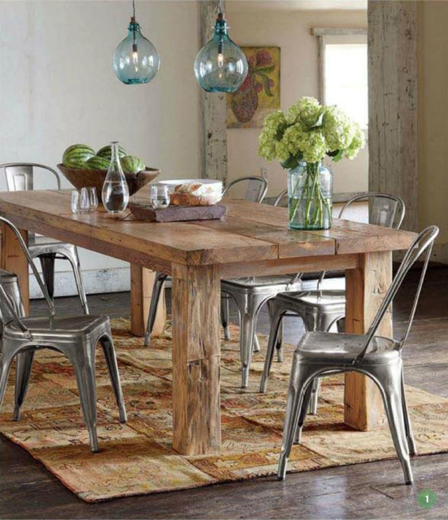 Milowcostblog sue o con mesas de madera for Hacer mesa de madera rustica