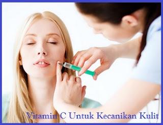 Manfaat Penyuntikan Vitamin C Untuk Kecantikan Kulit, vitamin c untuk kecantikan