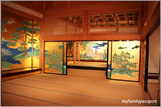 My family passport el castillo de kumamoto - Salas de meditacion ...