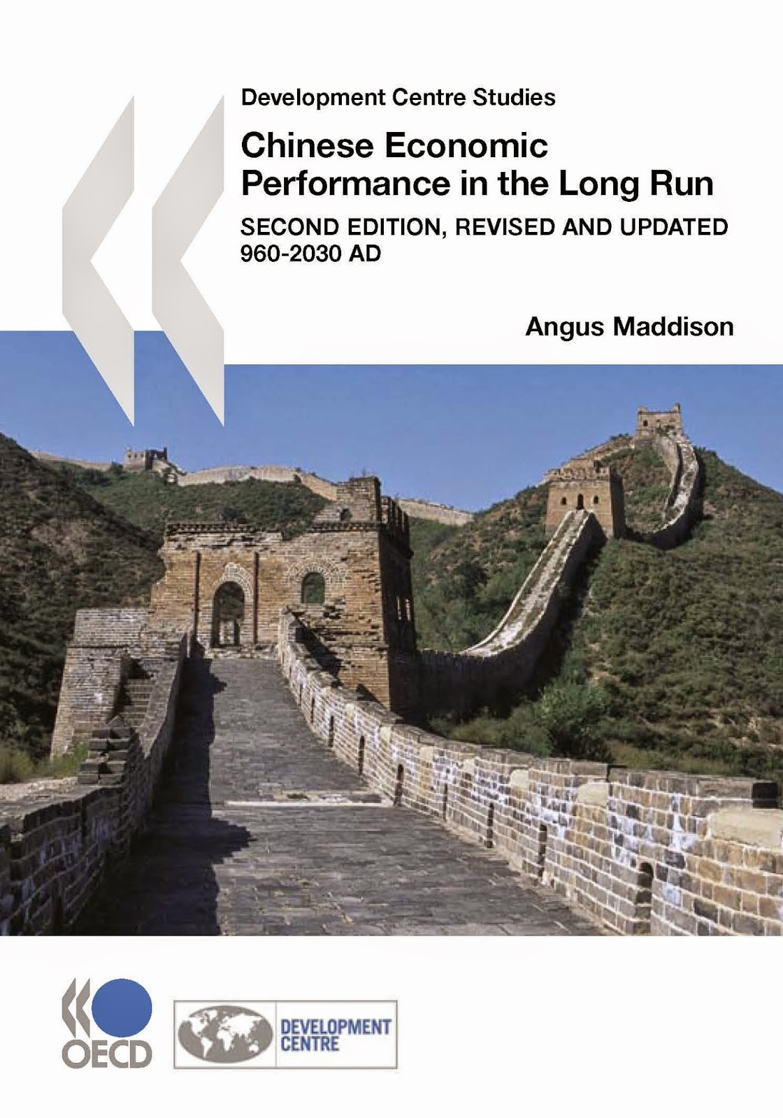 angus maddison chinese economic performance It concentrates on real gdp per person as a measure of economic performance   created by angus maddison and available at wwwecorugnl/~maddison/    or switzerland over china or mexico because it is real gdp per person that.