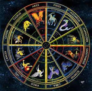 Ramalan bintang zodiak Oktober 2012 mingguan harian