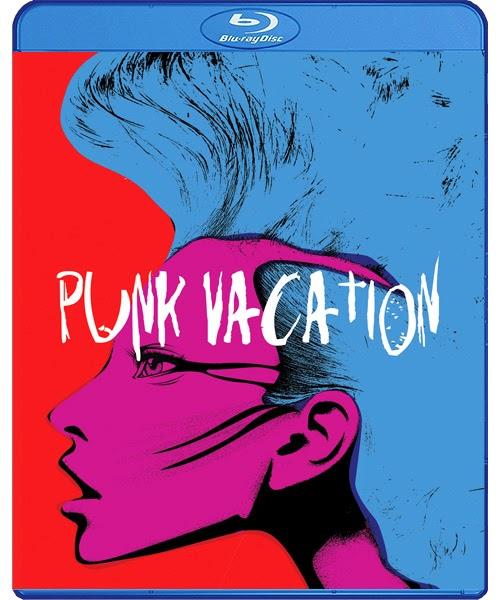 punk vacation blu ray