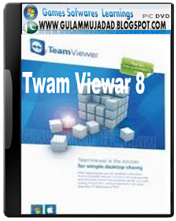 TeamViewer 8 beta With Patch Free Download