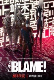 Watch Blame! Online Free 2017 Putlocker