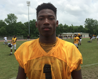 LSU adds three-star WR Da'Monte Coxie to its 2016 recruiting class.