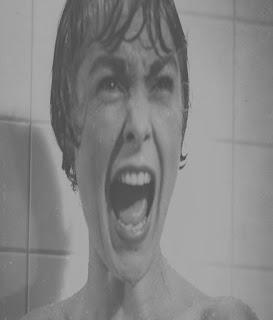 Lila Crane en la ducha. Psicosis
