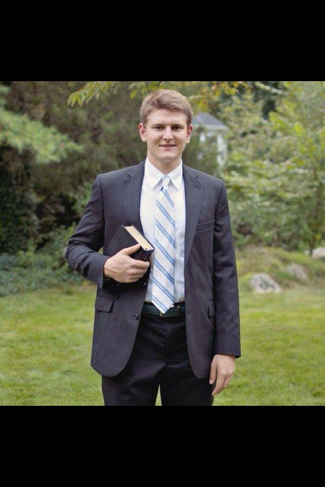 Elder Isaac Blake