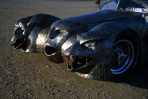 The Phantom by W.T. Burge - Art Car Central