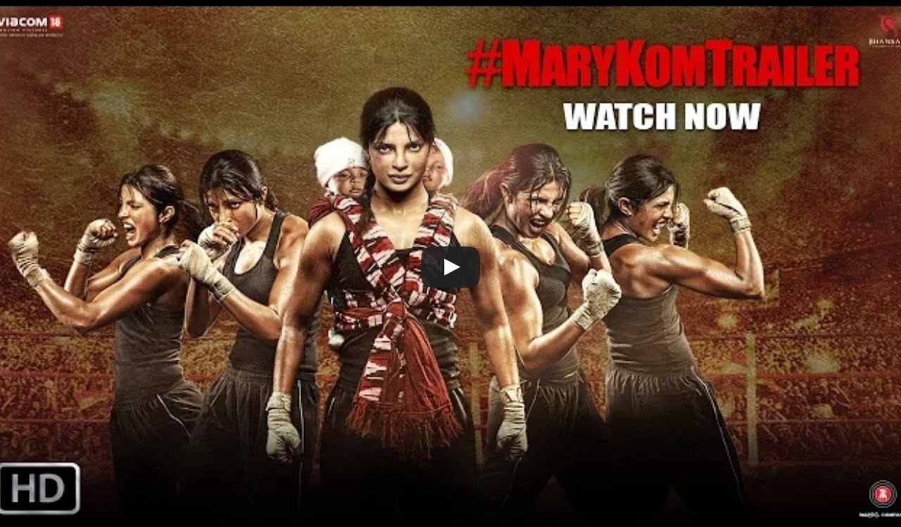 Mary Kom Movies Video Songs