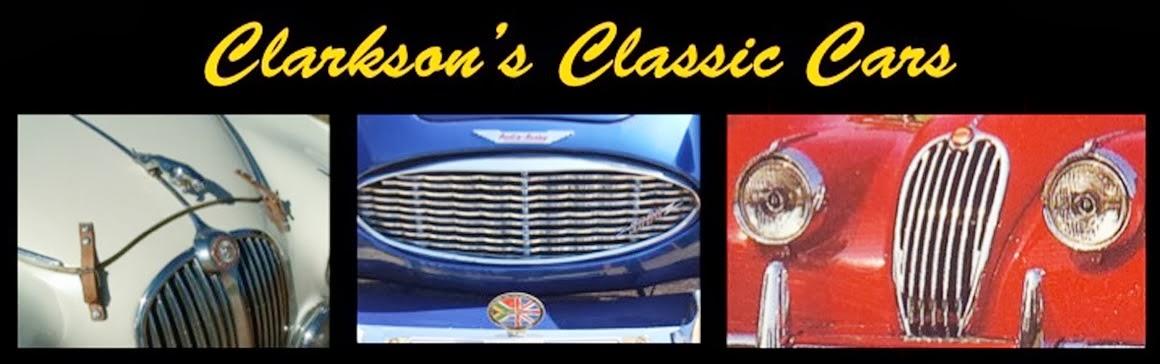 Clarkson's Classic Cars