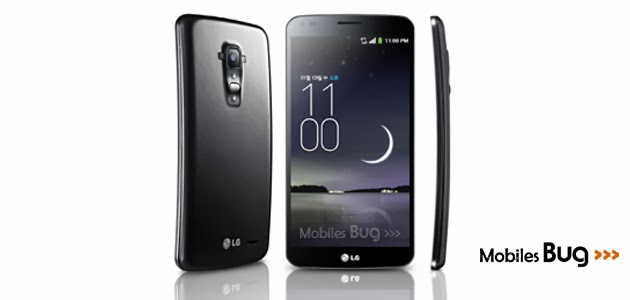 LG Officially Announces G Flex