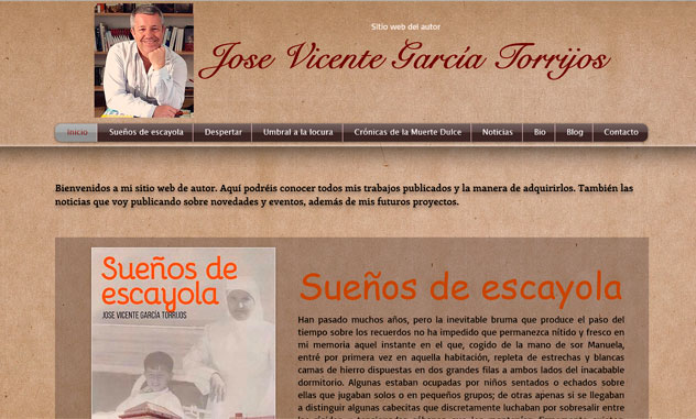 Mi página web de autor