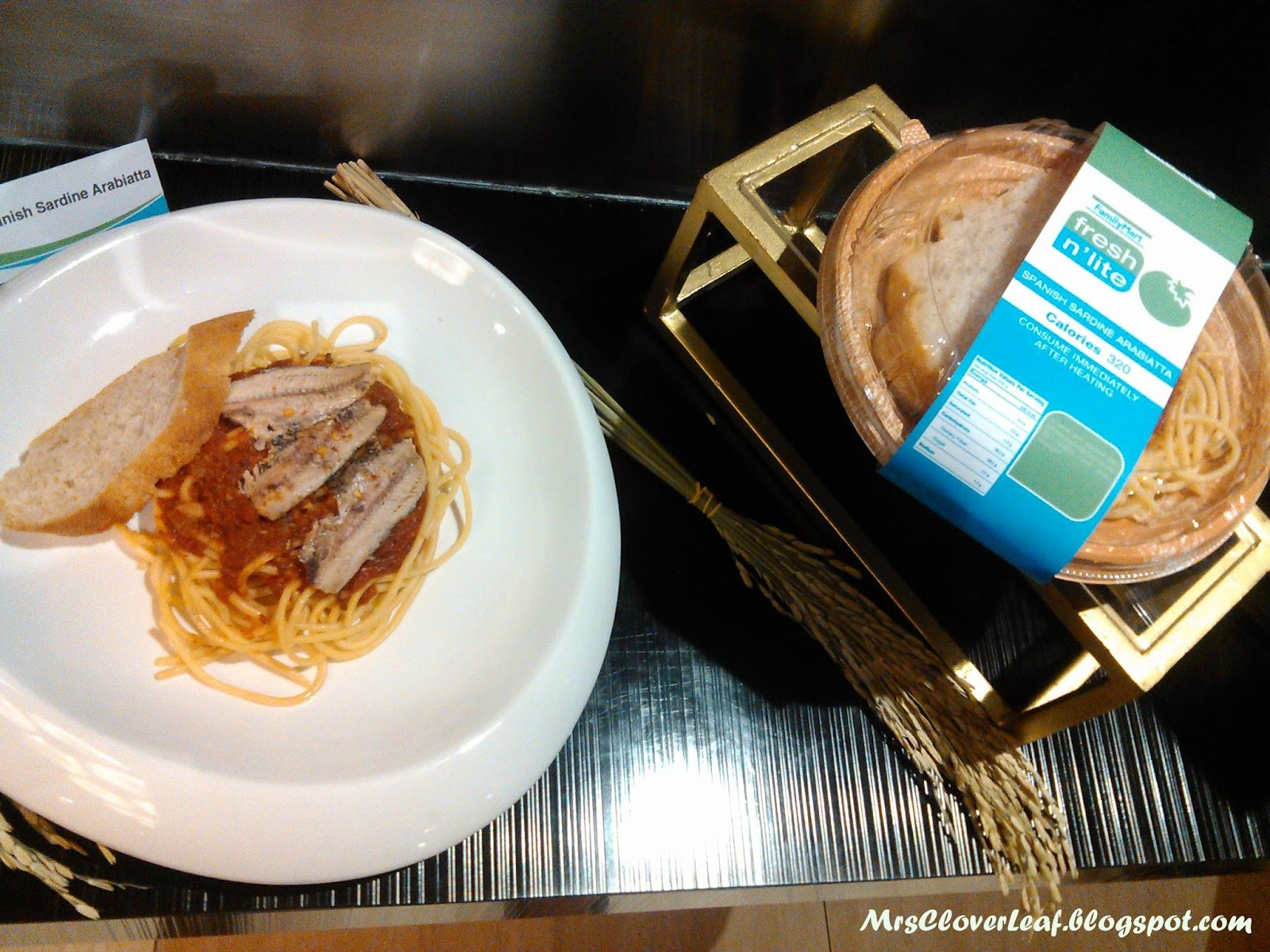 Ready Meals Available at Family Mart