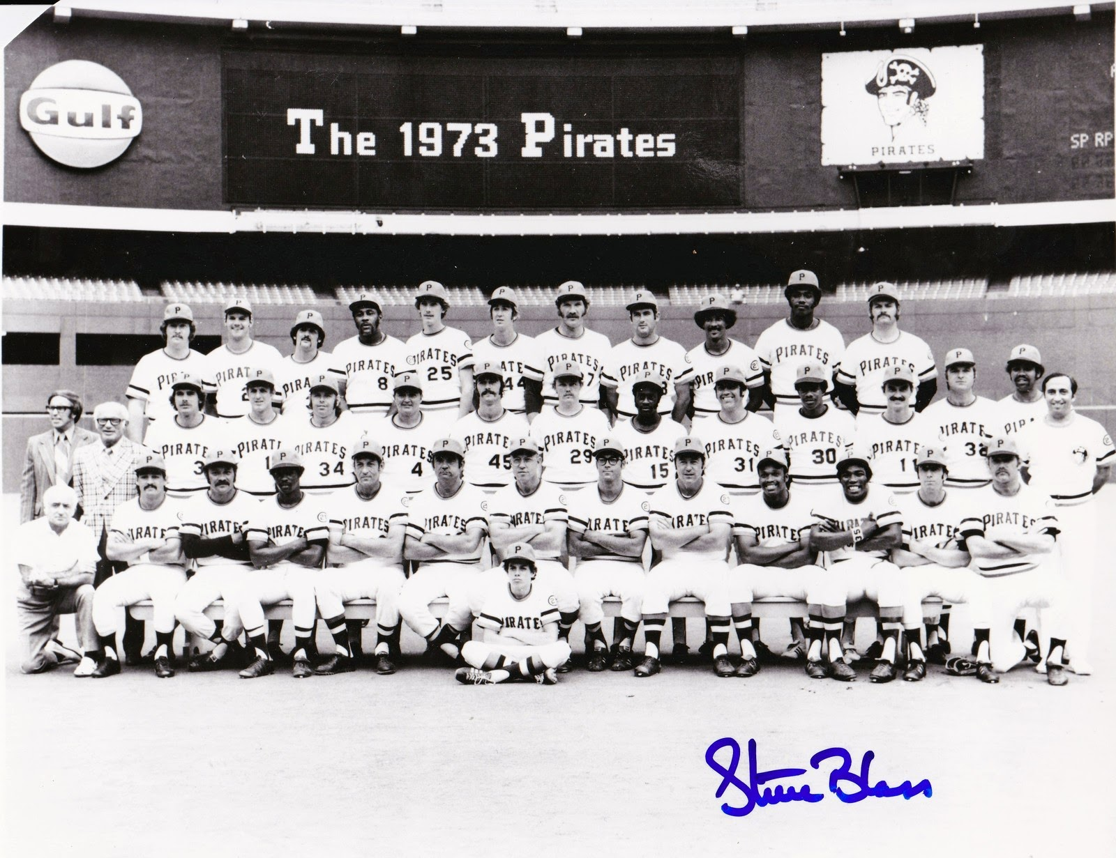 1973 Pittsburgh Pirates