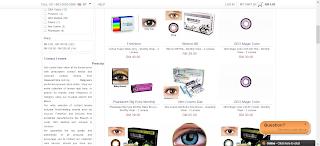 contact lens online, contact lens, contact lens cantik