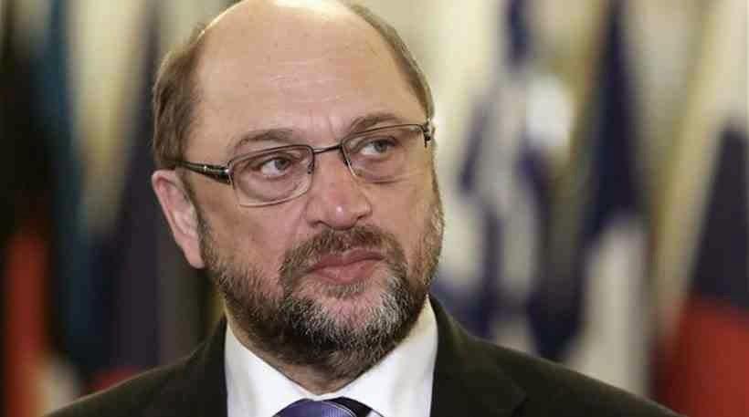 Διαβεβαιώνουν και οι ξένοι τοκογλύφοι! Ο Τσίπρας ήταν καλό παιδί και δεν εγκατέλειψε τη γραμμή της ΕΕ στη Μόσχα λέει τώρα ο Σούλτς