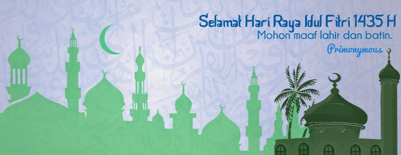 Selamat Hari Raya Idul Fitri 1435 H