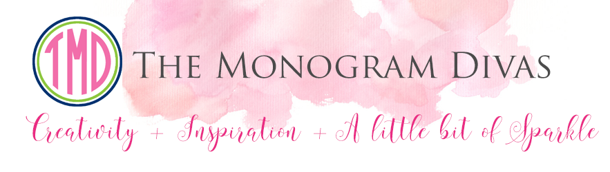 The Monogram Divas - Monogrammed Gifts