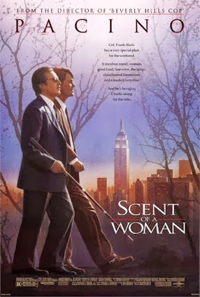 Scent Of A Woman Al Pacino Chris O'Donnell 1992