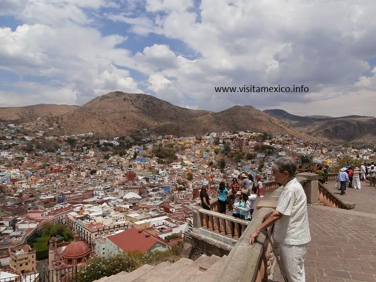 Visita Guanajuato, México